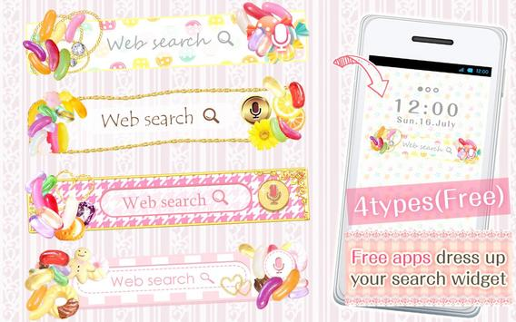 Kawaii Widget[Jelly☆Beans] screenshot 6