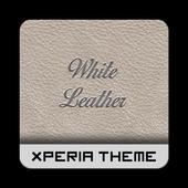 White-Leather Theme icon