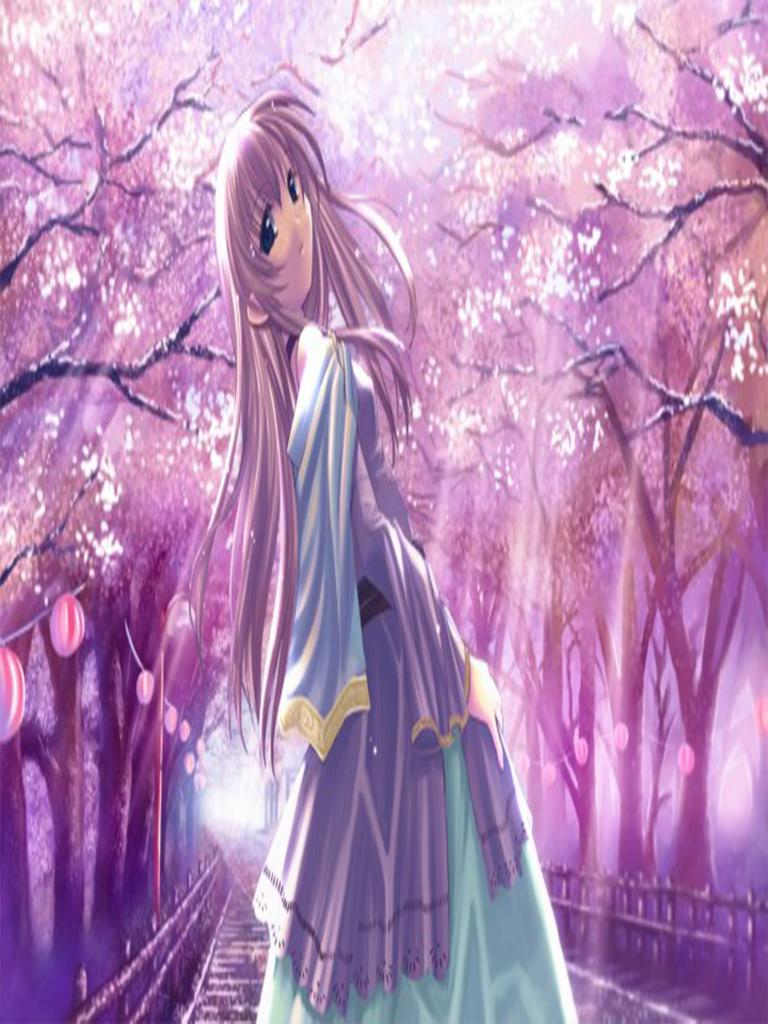 Japanese anime hd poster