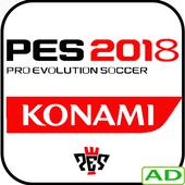 PES-2018 Konami Pro GUIDE icon
