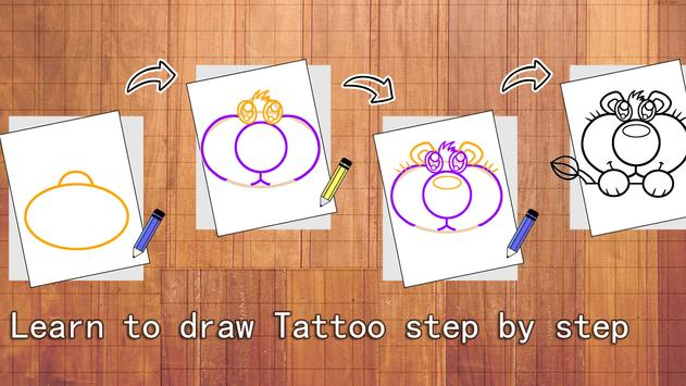 Learn How to draw animals poster