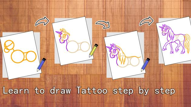 Learn How to draw animals apk screenshot
