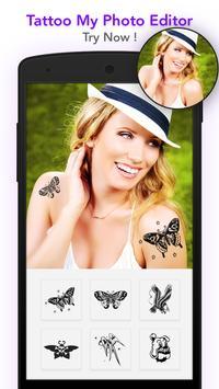 Tattoo Photo Editor screenshot 2