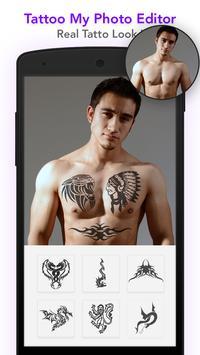 Tattoo Photo Editor screenshot 3