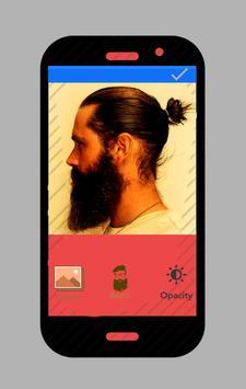 Man Beard redactor screenshot 3