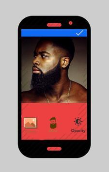 Man Beard redactor screenshot 1