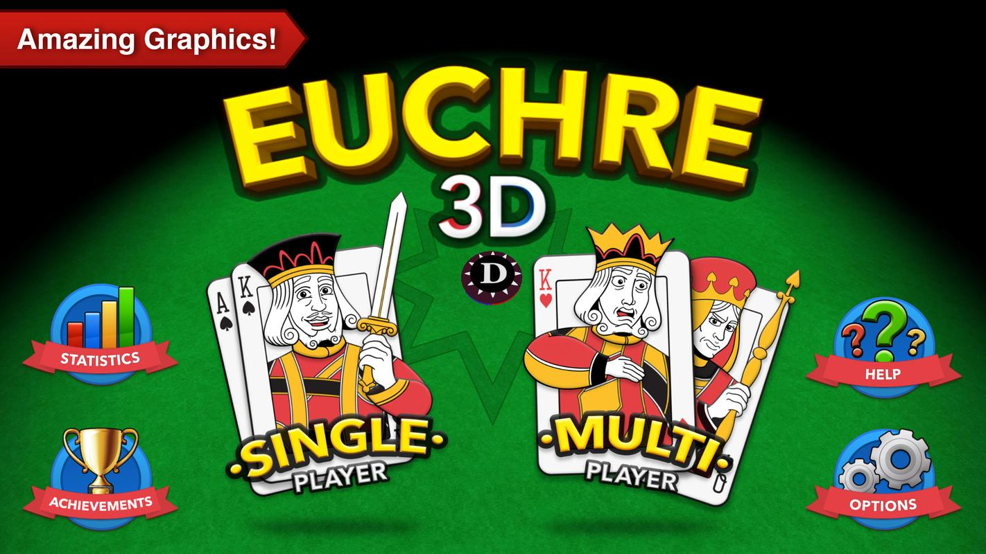 Euchre 3D APK Download - Free Card GAME for Android  APKPure.com