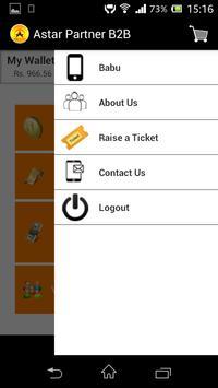 Astar Partner B2B screenshot 1