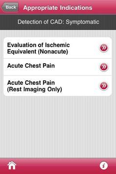 AUC for Cardiac RNI apk screenshot