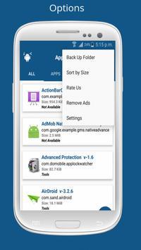 Moby Apps Info screenshot 3