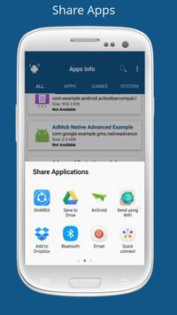 Moby Apps Info screenshot 5