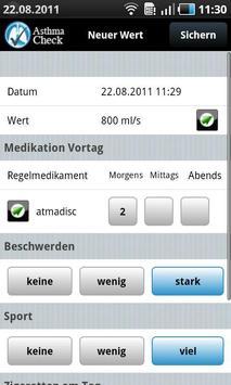 AsthmaCheck screenshot 4