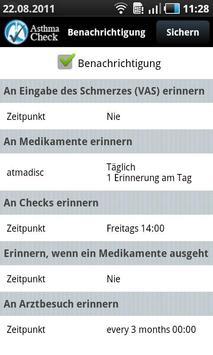 AsthmaCheck screenshot 5