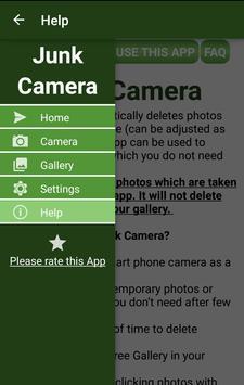 Junk Camera screenshot 7