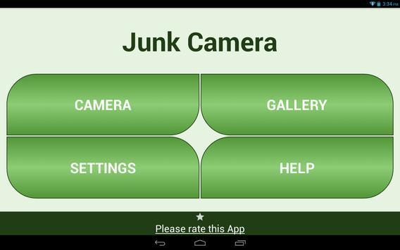 Junk Camera screenshot 8