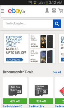 All Shopping Websites In One apk screenshot