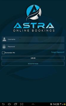 Astra Bookings screenshot 7