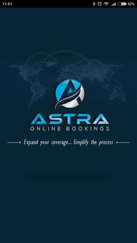 Astra Bookings poster