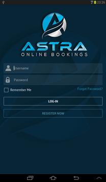 Astra Bookings screenshot 13