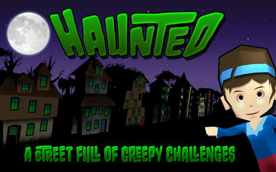 Haunted apk screenshot