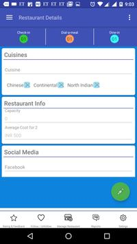 CravX (Restaurant Partner) apk screenshot