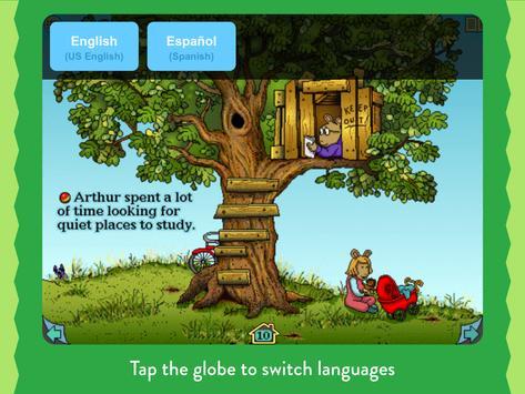 Arthur's Teacher Trouble apk screenshot