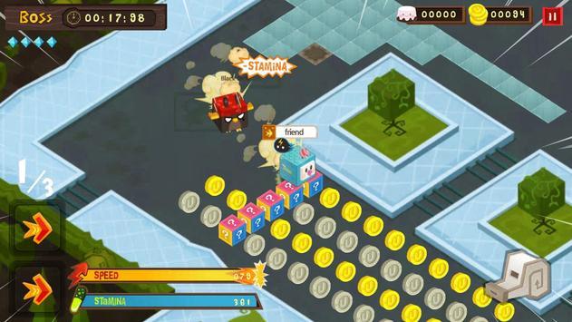 Chicken Duck Race screenshot 4