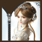 Princess Doll Zip Lock icon