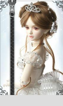 Princess Doll Zip Lock screenshot 8