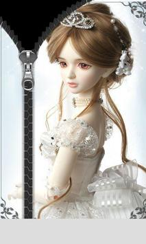 Princess Doll Zip Lock screenshot 9