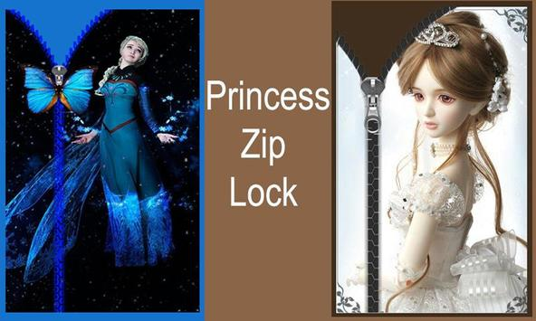 Princess Doll Zip Lock poster