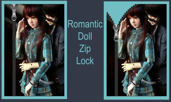 Romantic Doll Zip Lock poster
