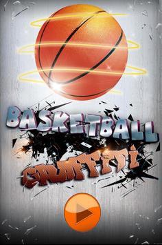 Basketball Graffiti poster