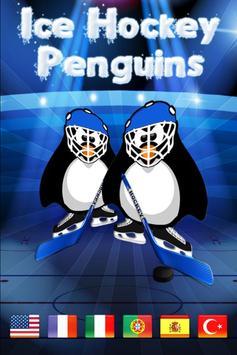 Ice Hockey Penguins poster