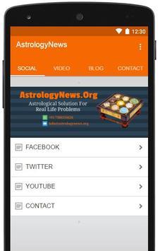 Astrology News screenshot 2