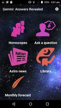 Daily Horoscopes - AA apk screenshot