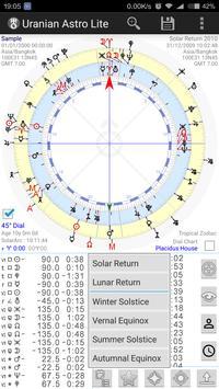 Uranian Astro Lite : Astrology apk screenshot