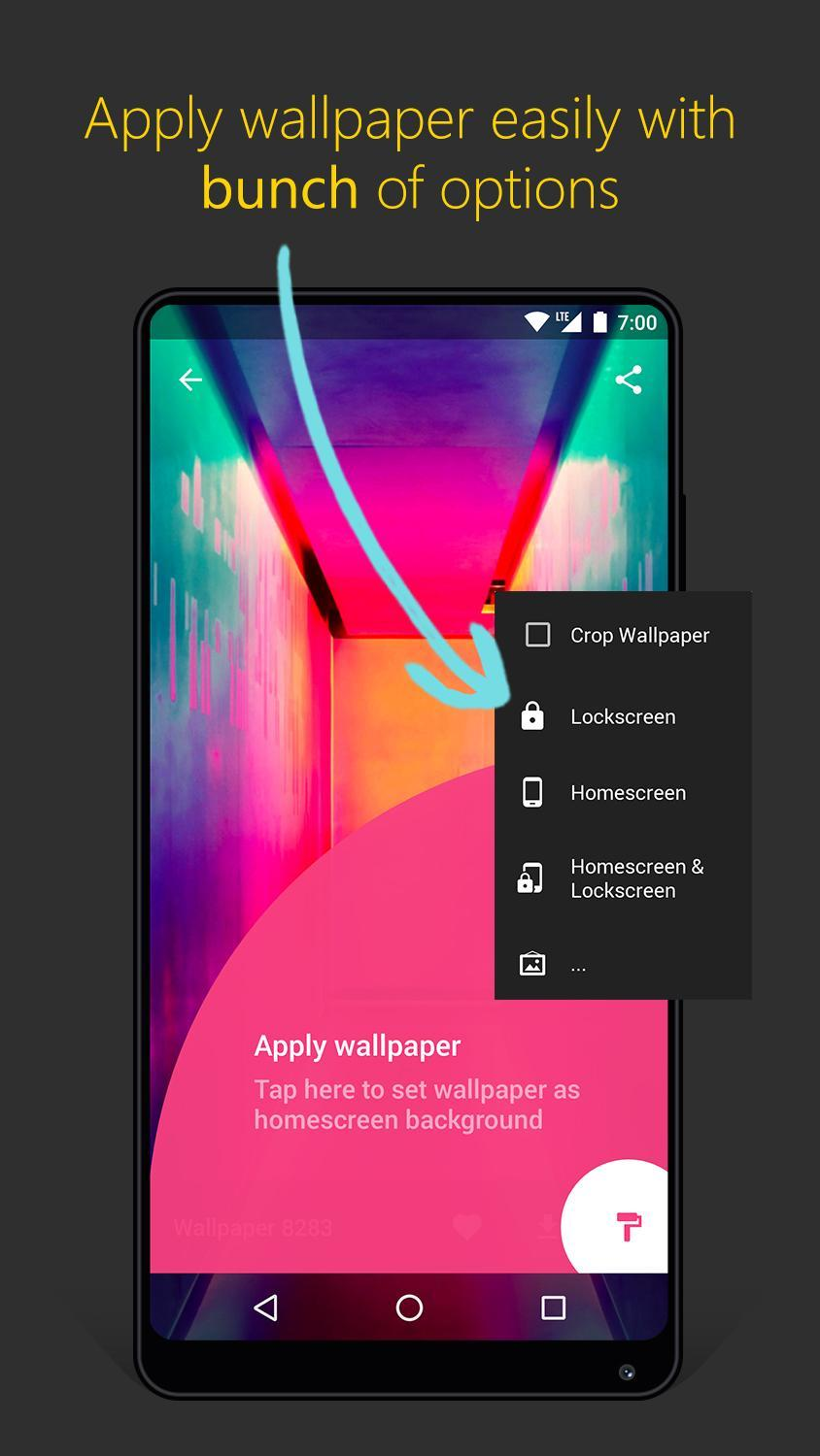 How To Set Wallpaper In Poco F1