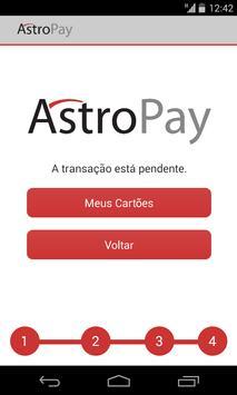 AstroPay Card apk screenshot
