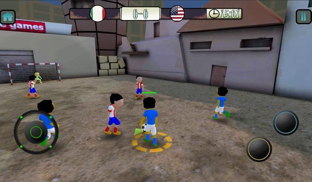 Football In The Street apk screenshot