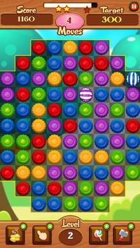 Jelly Match 3 Saga Immense Jungle Magic Adventure screenshot 4