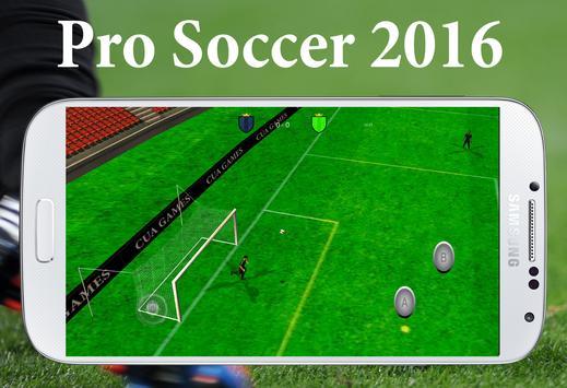 Pro Soccer 2016 Cup apk screenshot