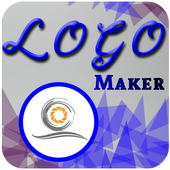 logo maker for photography icon