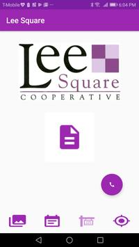 Lee Square poster
