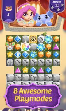 Jewel King: Diamond Smash apk screenshot