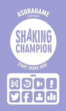 Shaking Champion apk screenshot