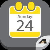 Adira Calendar icon