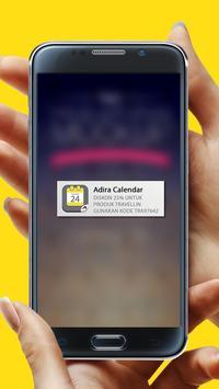 Adira Calendar apk screenshot