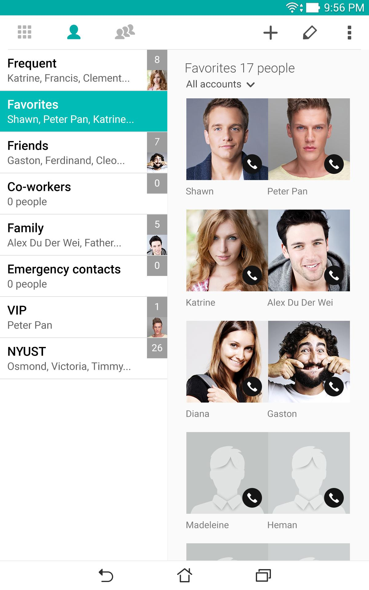 ZenUI Dialer & Contacts for Android - APK Download