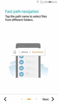 File Manager apk screenshot